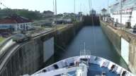 WS ZO TU PAN View of Crossing Panama Canal / Panama Canal, Panama