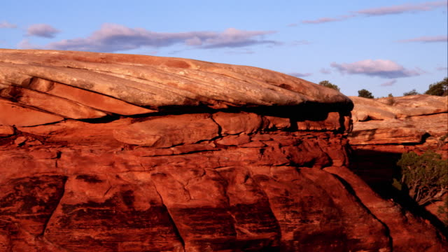 WS PAN View of Dead Horse Point State Park / Moab, Utah, USA