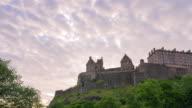 View of Edinburgh castle