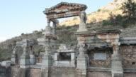 WS View of Ephesus, ancient ruins / Selcuk, Efes, Turkey