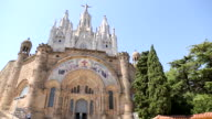 View of Expiatory Church of the Sacred Heart of Jesus