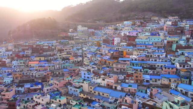 View of Gamcheon Culture Village