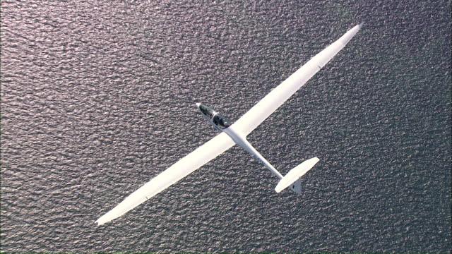 WS AERIAL  TS ZO ZI View of glider  / Grube, Schleswig-Holstein, Germany