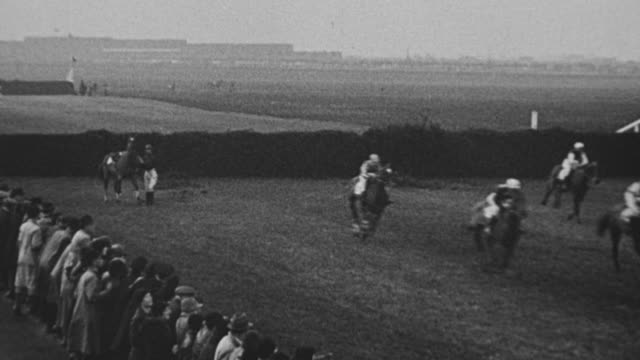 WS View of Grand National Steeple Chase Horse racing