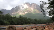 MS TLL View of Grantepuy / Canaima / Los roques,Bolivar State, Venezuela