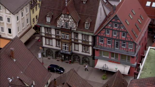 ZO, WS, HA, View of Heidenheim, Germany