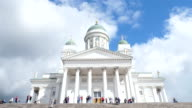 View of Helsinki Lutheran Cathedral