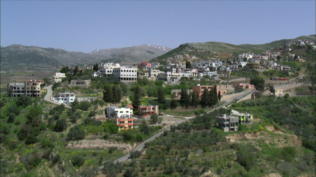 WS ZI PAN View of Hermon / Galilee, Israel