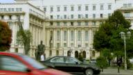 MS ZI View of Historic building / Bucharest, Romania