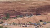 WS AERIAL ZO View of homes at Rockland ranch / Utah, United States