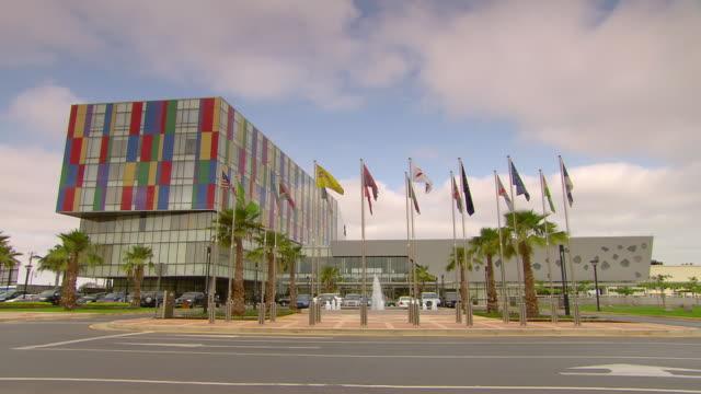 WS View of hotel / Luanda, Angola