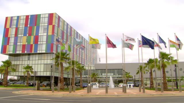 MS View of hotel / Luanda, Angola
