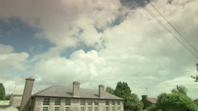 WS TD View of Irish school / Rathdum, Ireland