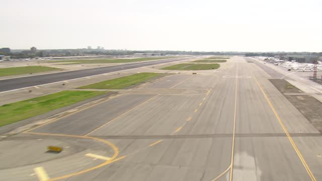 WS AERIAL View of John Wayne Airport / California, United States