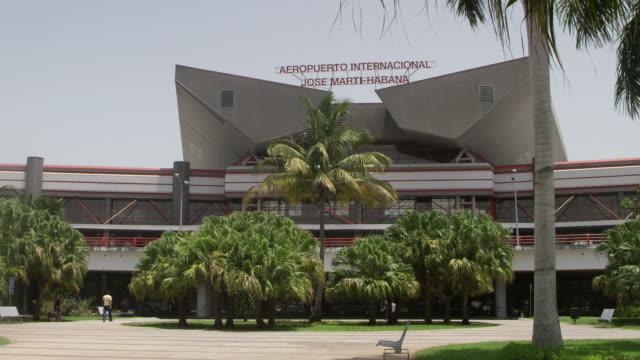 WS View of Jose marti airport / Havana, Cuba