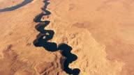 WS AERIAL View of Lake Powell / Arizona, United States