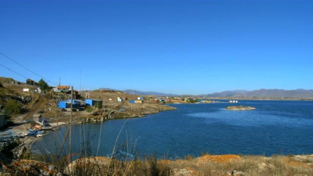 WS View of lake / Sevan, Armenia