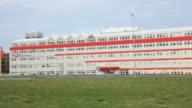 WS View of Landbanki building  /  Reykjavik , Iceland.