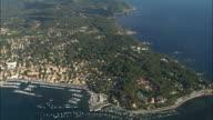 AERIAL, View of Le Brusc, Provence-Alpes-Cote d'Azur, France