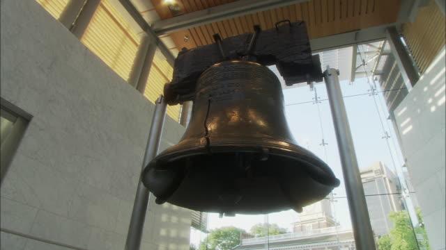 MS ZI View of Liberty Bell / Philadelphia, Pennsylvania, USA