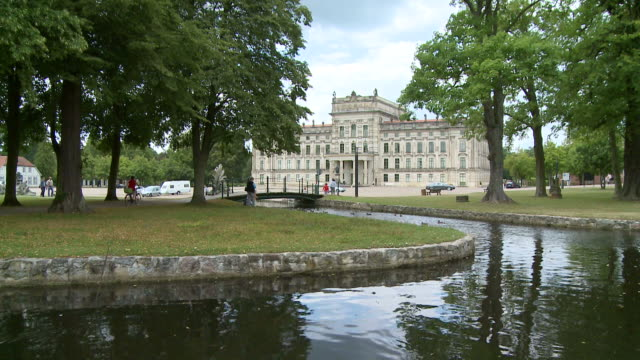 WS View of Ludwigslust Castle / Ludwigslust, Mecklenburg Vorpommern, Germany