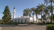WS View of Mosque of King Abdul Aziz Al Saud / Marbella, Andalusia, Spain