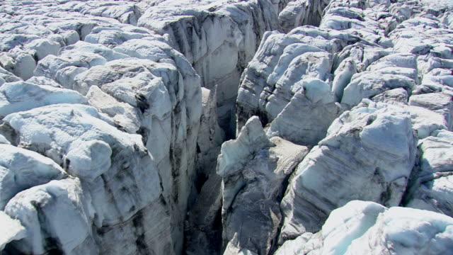 WS AREAIL View of Myrdasjokull Glacier / Iceland