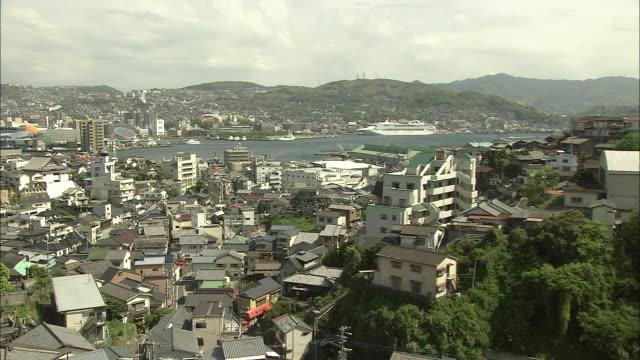 View Of Nagasaki City