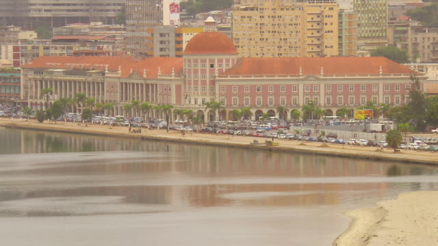 MS View of National Bank of Angola from Luanda bay (1) / Luanda, Angola