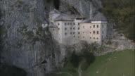 WS POV ZI View of old castle / Postojna, Slovenia