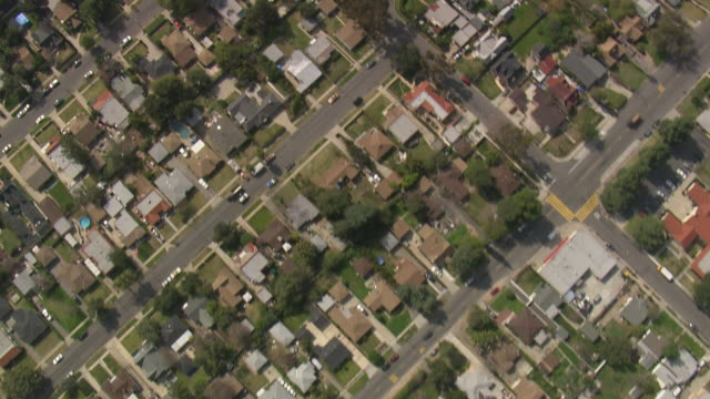 WS AERIAL View of Pasadena / California, United States