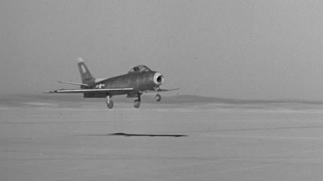 WS PAN View of PU-597 landing on runway