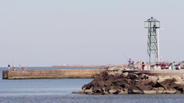 View of Puertito del Buceo, Montevideo, Uruguay, 2015