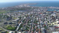 WS AREAIL View of Reykjavik city / Iceland