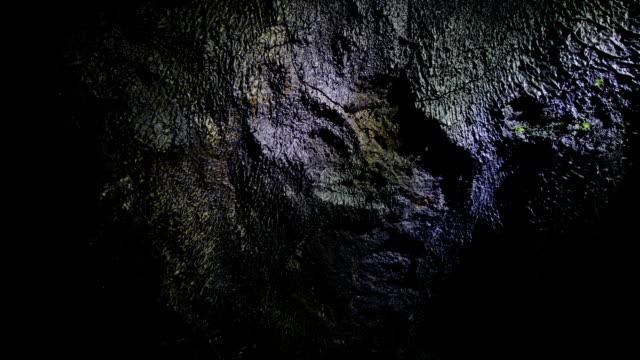 View of rock at Manjanggul(Korea Natural Monument 98, cave)