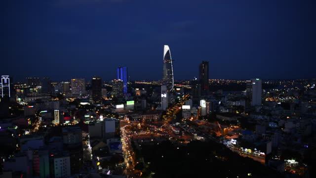 WS View of Skyline / Ho Chi Minh, Vietnam