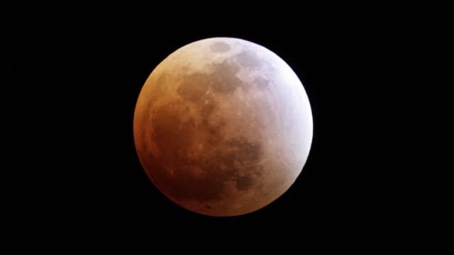 WS T/L View of solar eclipse / Tekapo, New Zealand