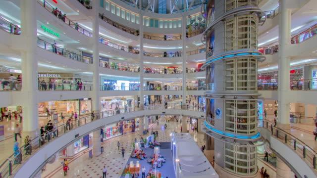 MS T/L View of Suria KLCC shopping center / Kuala Lumpur, Malaysia