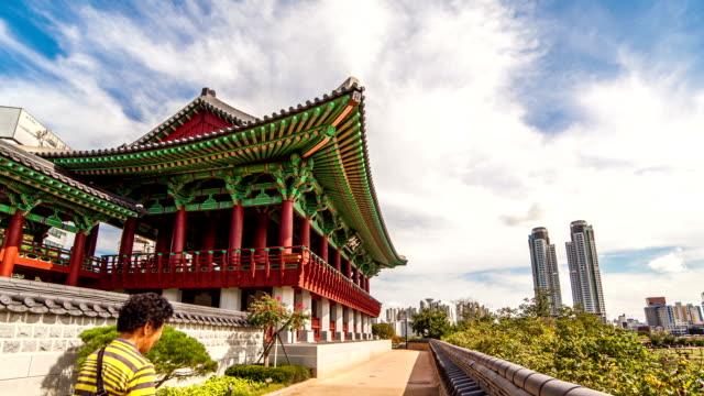 View of Taehwaru(Traditional Pavilion)