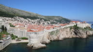 View of the city from Saint Lawrence fortress, Dubrovnik