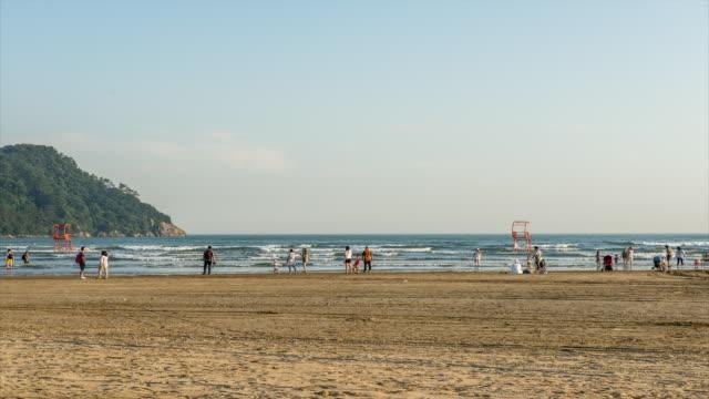 View of the Gwangalli beach