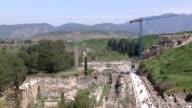 View of the Marble road, Ephesus, Turkey