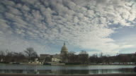View of the White House from across the Potomac River