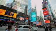 WS PAN View of times square