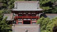MS View of Tsurugaoka Hachimangu Shrine / Kamakura, Kanagawa, Japan