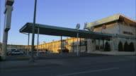 WS View of two storey non descript motel