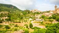 View of Valldemossa - Majorca / Spain