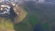 WS AREAIL View of Westfjords mountain / Iceland
