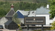 WS View of  whisky factory / Dufftown, Speyside, Scotland