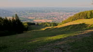 WS DS View On Maribor From Pohorje
